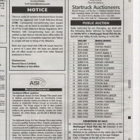public auction to be held on 20th June 2015 at Muthangari plot no. 38, Nairobi